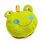 Baby Starters Soft Plush Frog Book