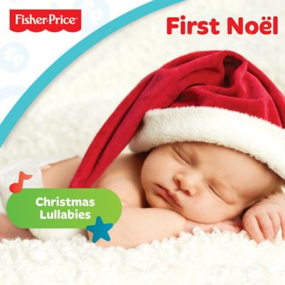 Fisher-Price® First Noël Christmas Lullabies CD
