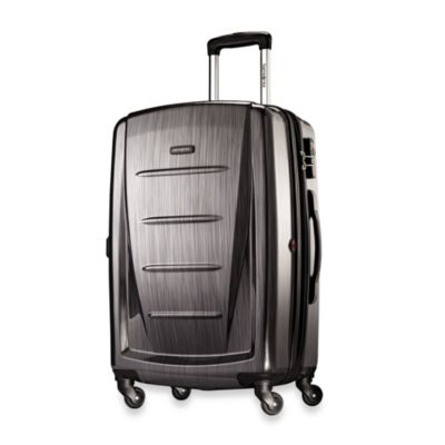 Samsonite® Winfield 2 Fashion 24-Inch Spinner in Charcoal