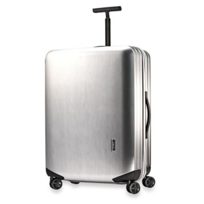 Samsonite® Inova 30-Inch Spinner in Metallic Silver