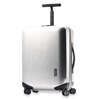 Samsonite® Inova 20-Inch Spinner in Metallic Silver
