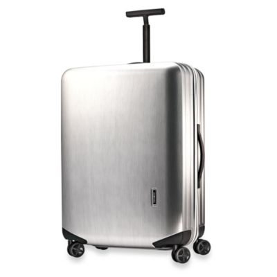 Samsonite® Inova 28-Inch Spinner in Metallic Silver