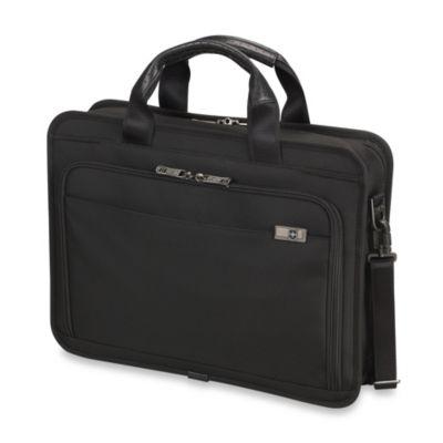 Victorinox® Architecture® 3.0 Wainwright 15 Slim Laptop Brief