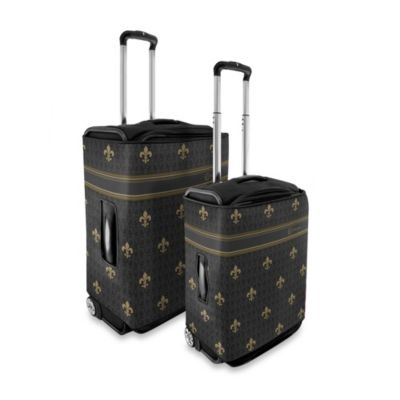 Coverlugg Luggage Protector Collection in Fleur-de-Lis