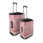 Coverlugg Luggage Protector Collection in Pink Flower