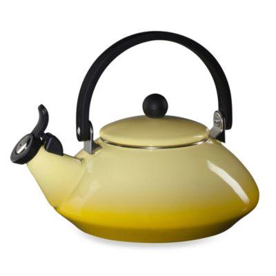 Le Creuset® Zen 1-Quart Tea Kettle in Soleil