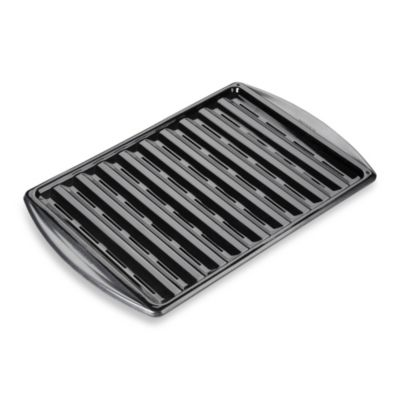 Wilton® Advance® 17-Inch Grey Broiler Pan