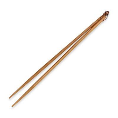 IMUSA® 13-Inch Bamboo Cooking Chopsticks (Set of 4)