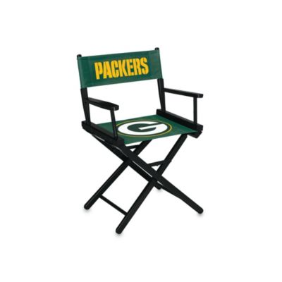 Green Bay Packers NFL Table Height Director Chair