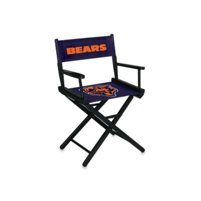 NFL Chicago Bears Table Height Director Chair