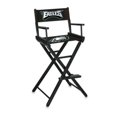 NFL Philadelphia Eagles Bar Height Directors Chair