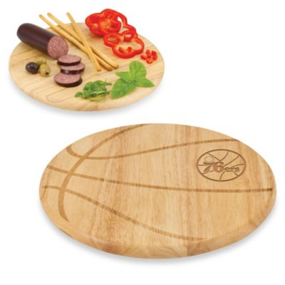 The Free Throw NBA Philadelphia 76ers Cutting Board