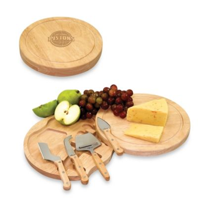The Free Throw NBA Detroit Pistons Cutting Board