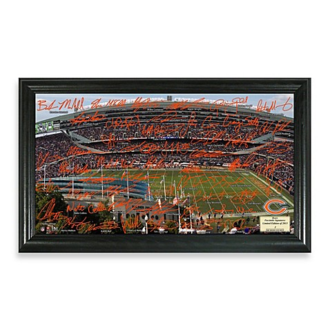 Chicago Bears Signature Gridiron Collection Photo Frame