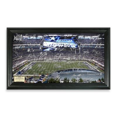 Dallas Cowboys Signature Gridiron Collection Photo Frame