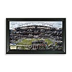 Seattle Seahawks Signature Gridiron Collection Photo Frame