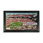 Tampa Bay Buccaneers Signature Gridiron Collection Photo Frame