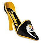 Pittsburgh Steelers Decorative Team Shoe Wine Bottle Holder