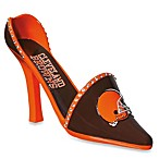 Cleveland Browns Decorative Team Shoe Wine Bottle Holder