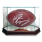 Steiner Sports Glass Football Display Case
