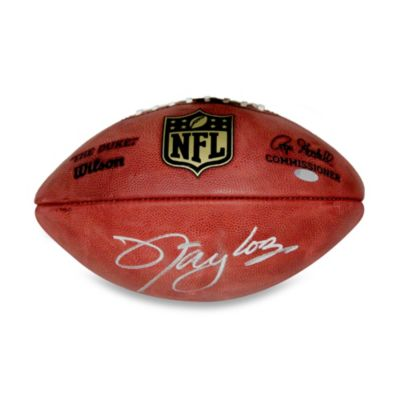 "Steiner Sports Lawrence Taylor Autographed NFL ""Duke"" Football"