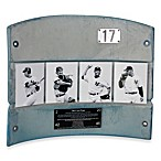 Steiner Sports Yankee Stadium Seatback & Nameplate on Seatback