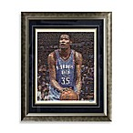 Kevin Durant Framed Limited Edition 16-Inch x 20-Inch Mosaic Collage Photo