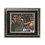 Rajon Rondo Framed Limited Edition 16-Inch x 20-Inch Mosaic Collage Photo
