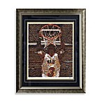 Dwyane Wade Framed Limited Edition 16-Inch x 20-Inch Mosaic Collage Photo