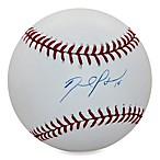 David Price MLB Signed Baseball