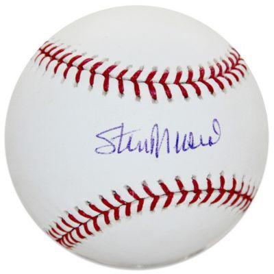 Steiner Signed Baseball