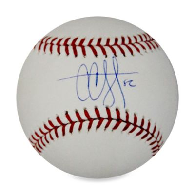 CC Sabathia New York Yankees Autographed MLB Baseball