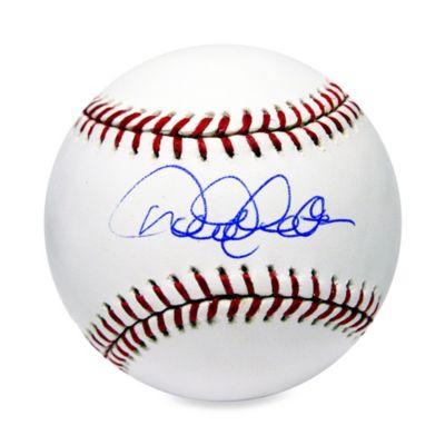 Derek Jeter New York Yankees Autographed MLB Baseball