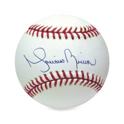Mariano Rivera New York Yankees Autographed MLB Baseball