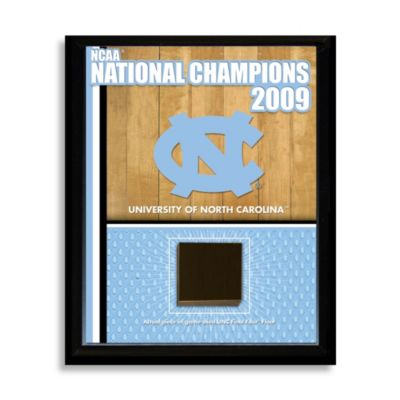 Steiner Sports University of North Carolina Championship 8-Inch x 10-Inch Plaque