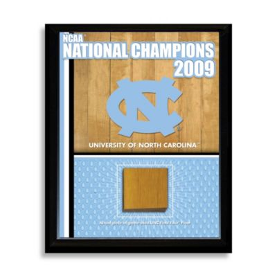 Steiner Sports University of North Carolina Championship 8-Inch x 10-Inch Plaque