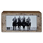 Steiner Sports 4 Horseman Brick with Nameplate