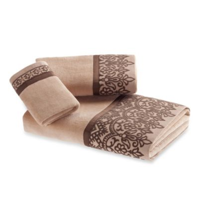 Bombay® Bargello Bath Towel