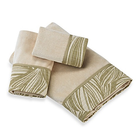Tommy Bahama Montauk Drifter Bath Towel Collection Bed