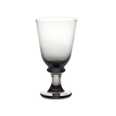 Libbey® Nova 15-Ounce Goblet in Black (Set of 4)