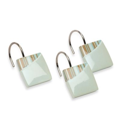 Avanti By the Sea Shower Curtain Hooks (Set of 12)