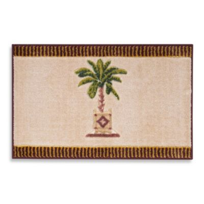 Avanti Banana Palm Bath Rug