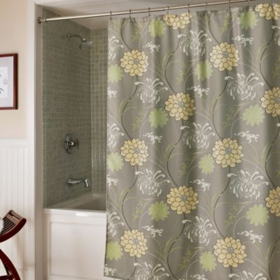 Harmony 72-Inch x 72-Inch Shower Curtain