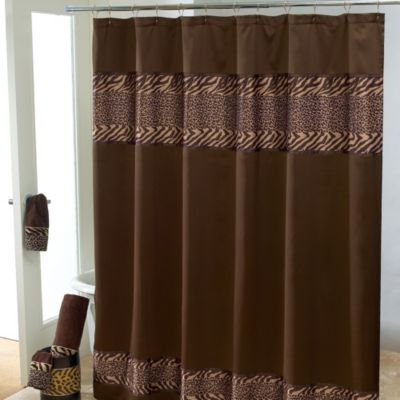 Avanti Cheshire 72-Inch x 72-Inch Shower Curtain