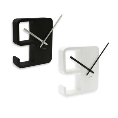 Present Time Big 9 Wall Clock
