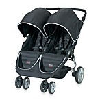 BRITAX B-Agile Double Stroller in Black