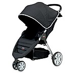 Britax B-Agile Stroller & Accessories in Black