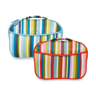 Built® Diaper Buddy Changing Pad in Stripe