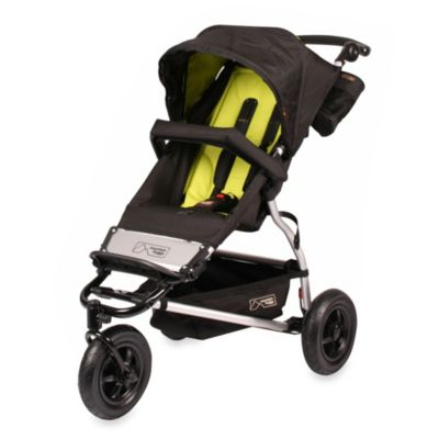 Mountain Buggy® Evolution Swift All-Terrain Stroller in Lime