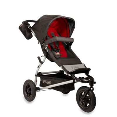 Mountain Buggy® Evolution Swift All-Terrain Stroller in Chili